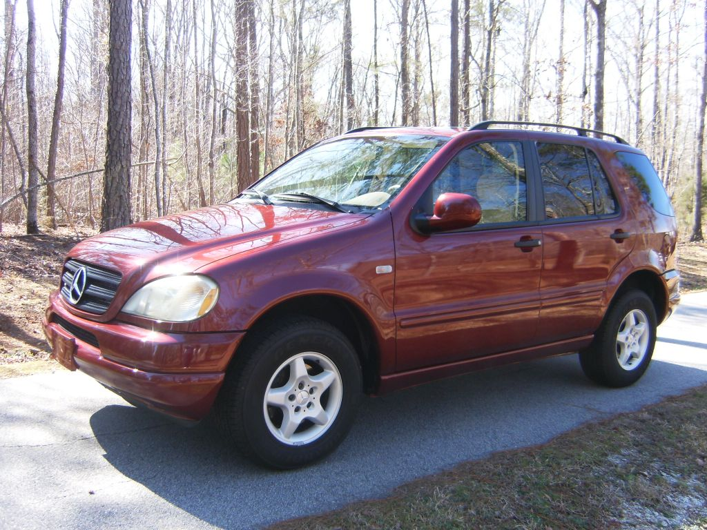 2001 mercedes benz ml320 awd for 2001 mercedes benz ml320